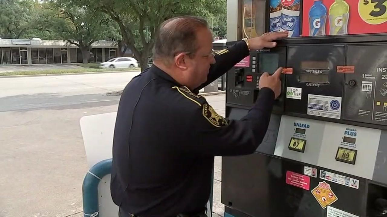 Local constable warns of gas pump skimmer scam