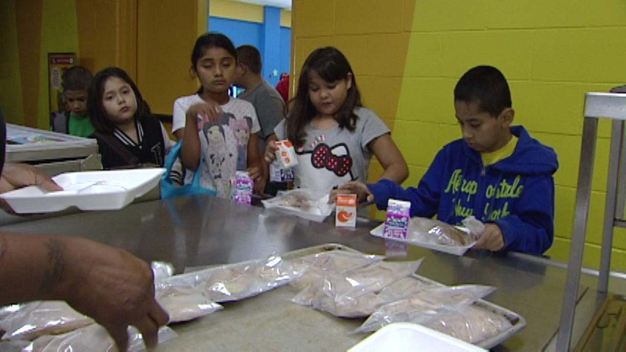 Free School Meal Program Expanded to 31 Spring ISD Schools