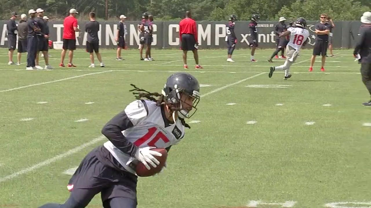 Wide receiver Will Fuller looking strong after week 1 of camp