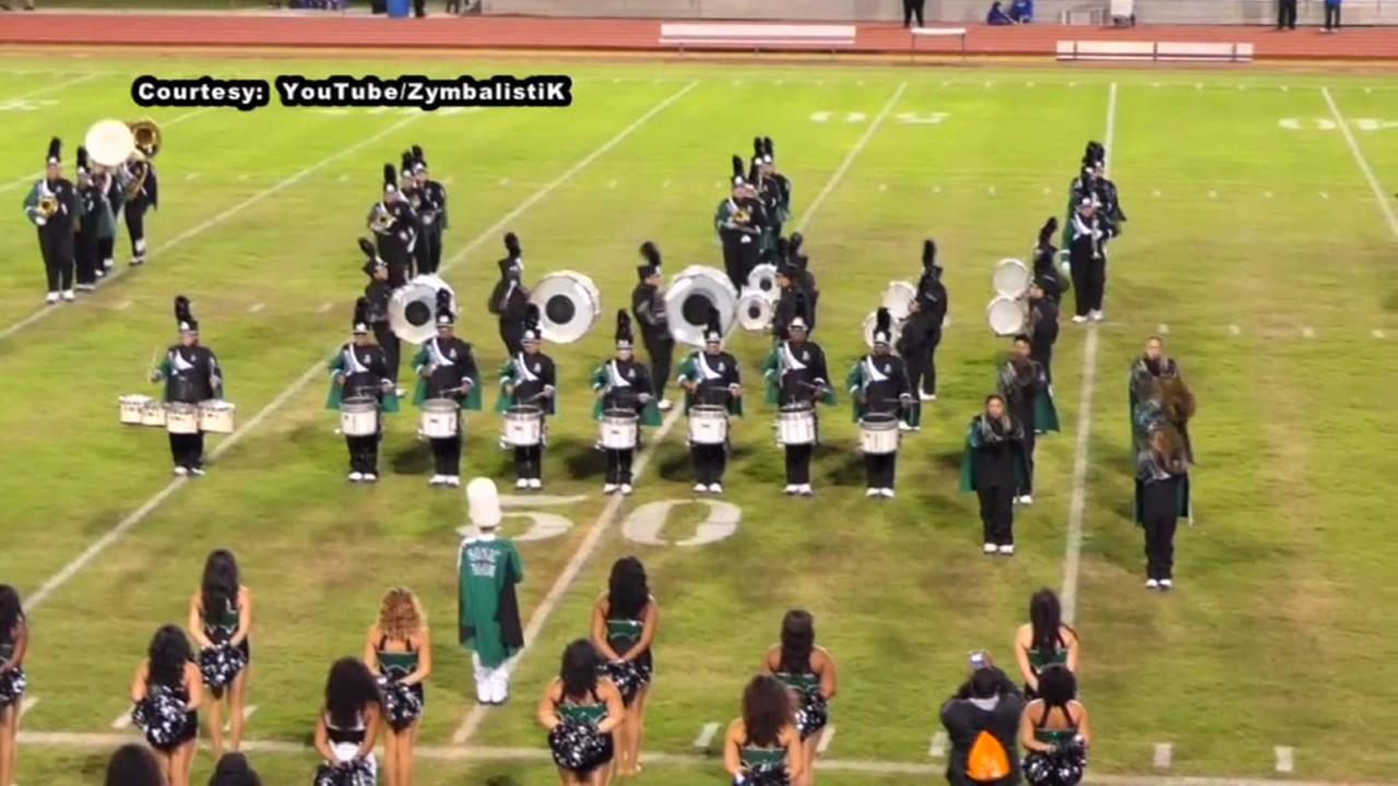 Award-winning HISD band goes silent after mold ruins dozens of instruments