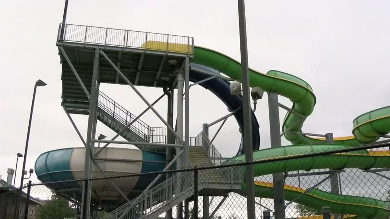 Man accused of throwing an 8-year-old boy off of a 31-foot water slide platform