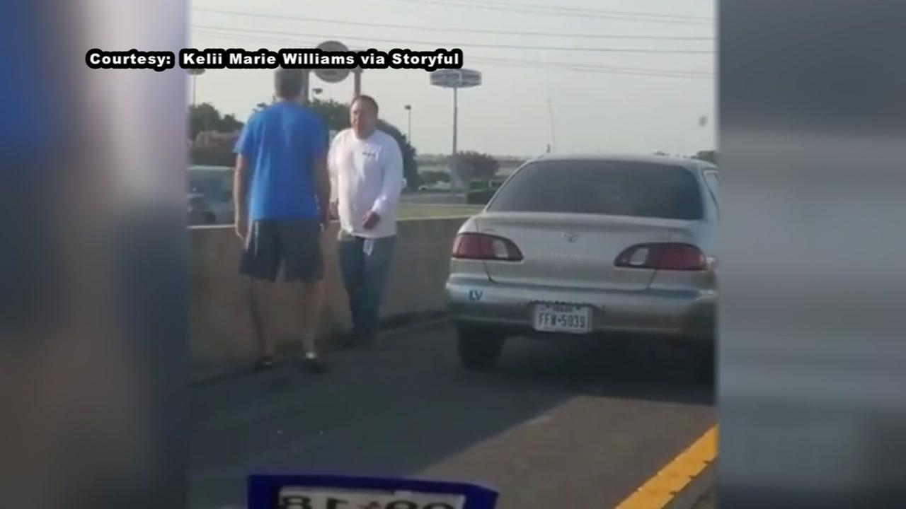 Road rage fight in Austin turns comical thanks to commentary