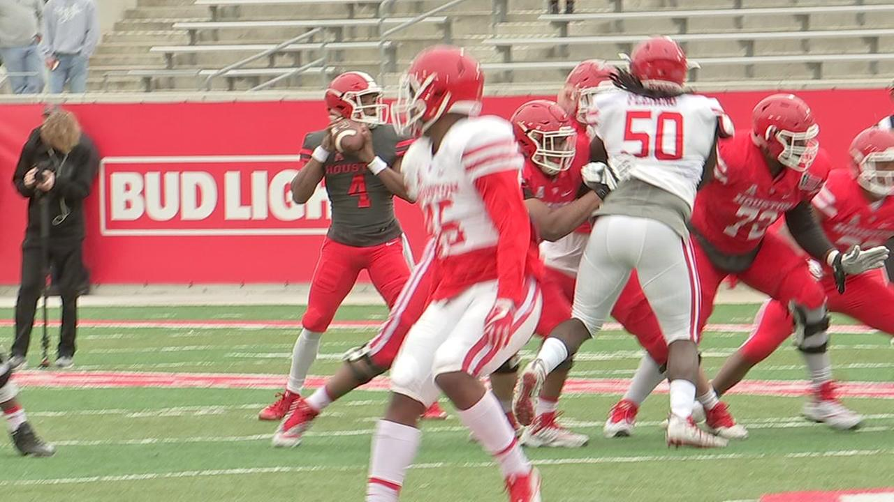 DEriq King ready to lead Cougars offense