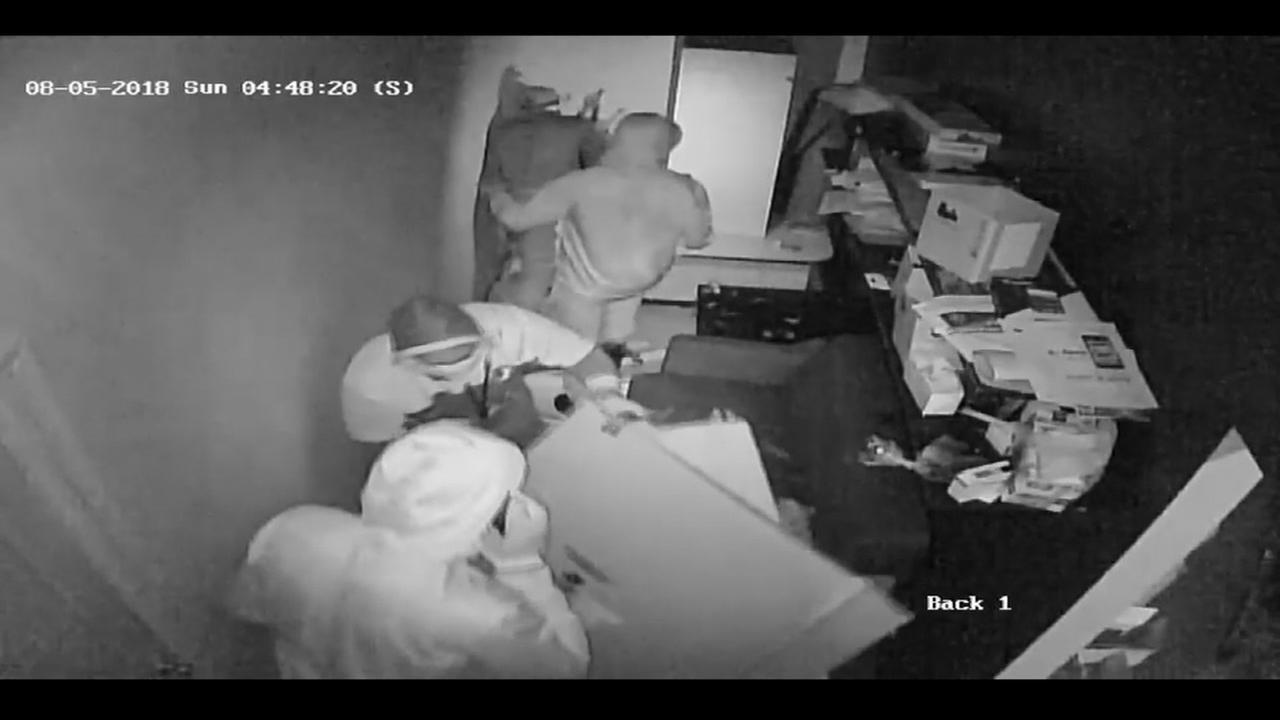 Cellphone store owner says stores robbed 5 times in last 45 days