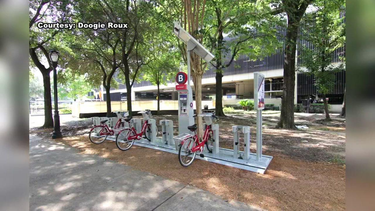 New Houston Bcycle Stations
