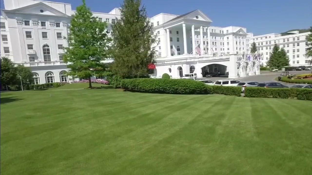 Houston Texans Greenbrier experience comes to an end