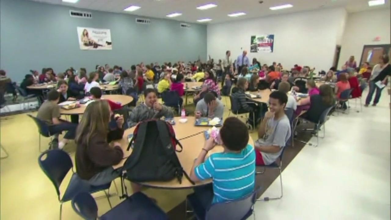 All students at HISD now qualify for free breakfast, lunch and dinner.