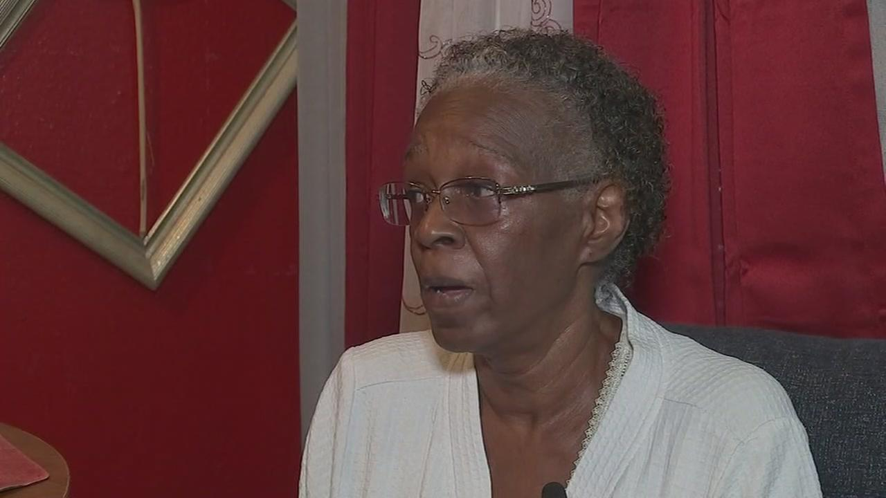 Grandma shoots man trying to get in house