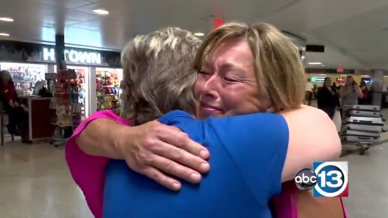 DNA at Ancestry leads to emotional mother and daughter reunion