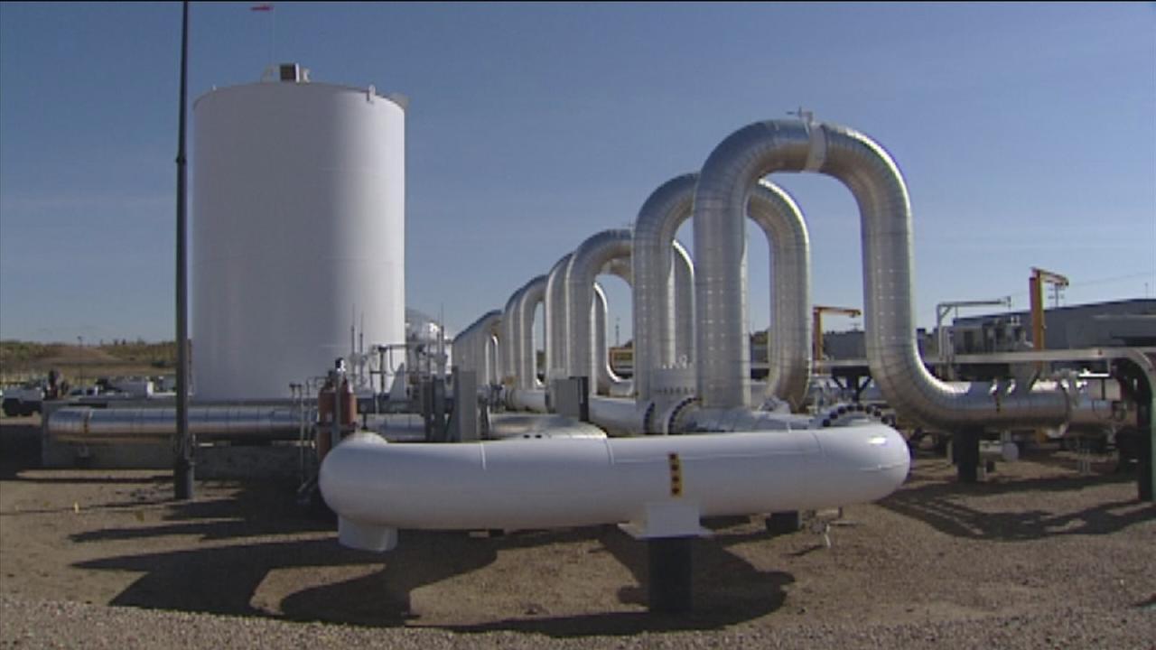 Senate votes on Keystone pipeline
