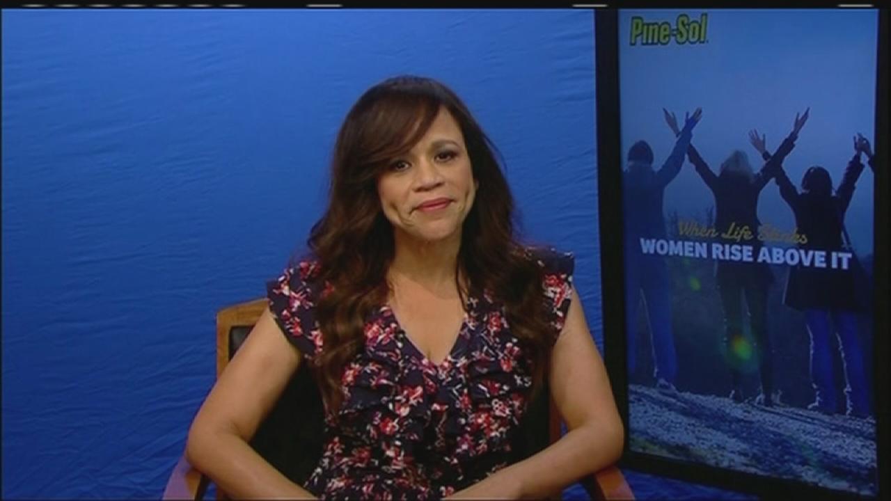 Rosie Perez on her mentors