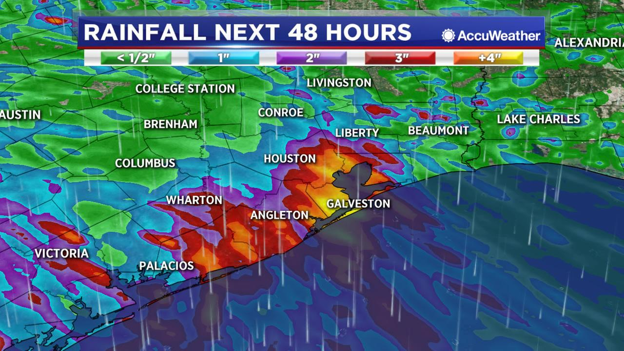 Disaster declaration issued for SE Texas, including Houston