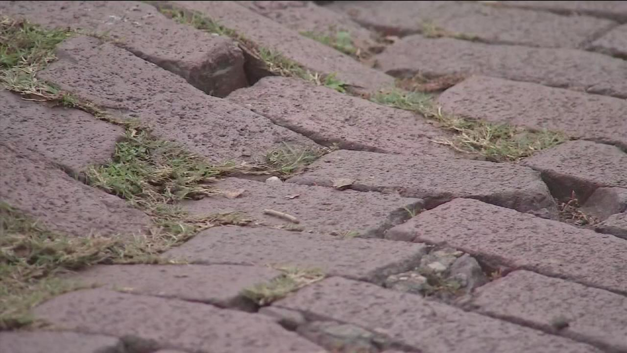 Historic coalition works to preserve brick streets