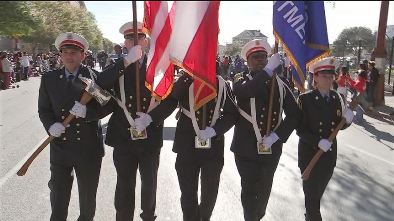 MLK parades held in Houston