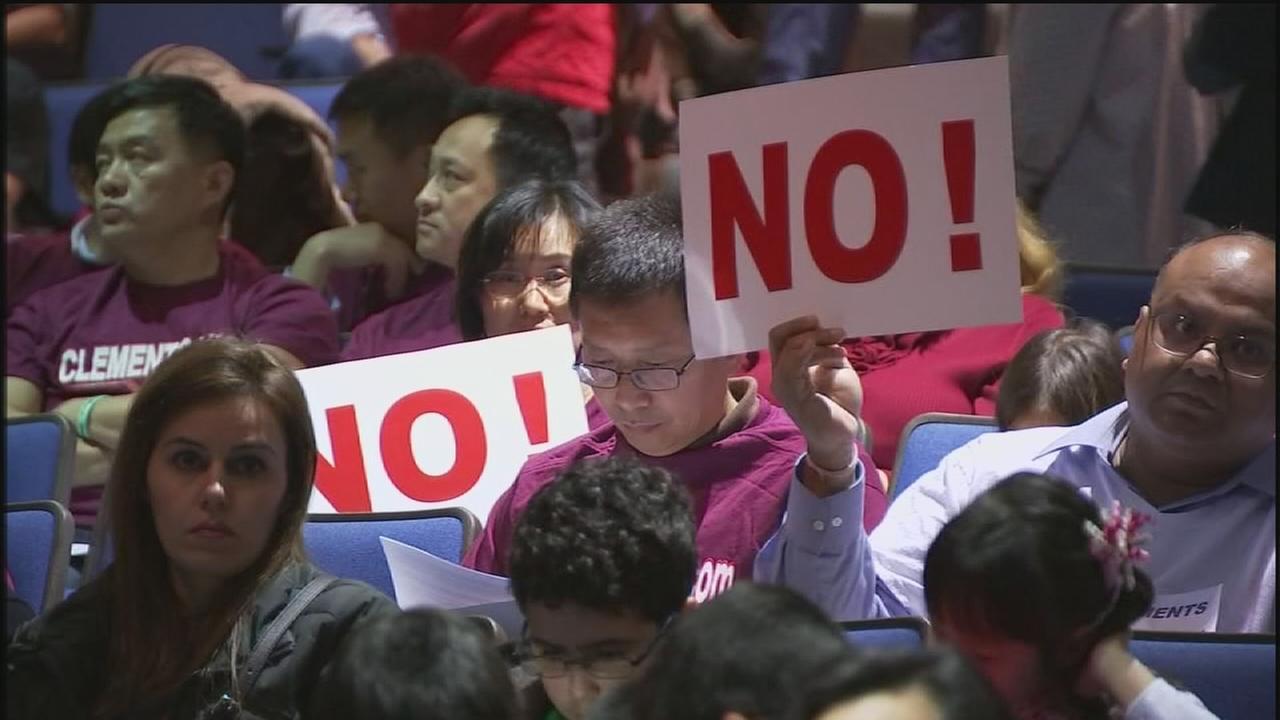 Parents express anger with FBISDs academies plan