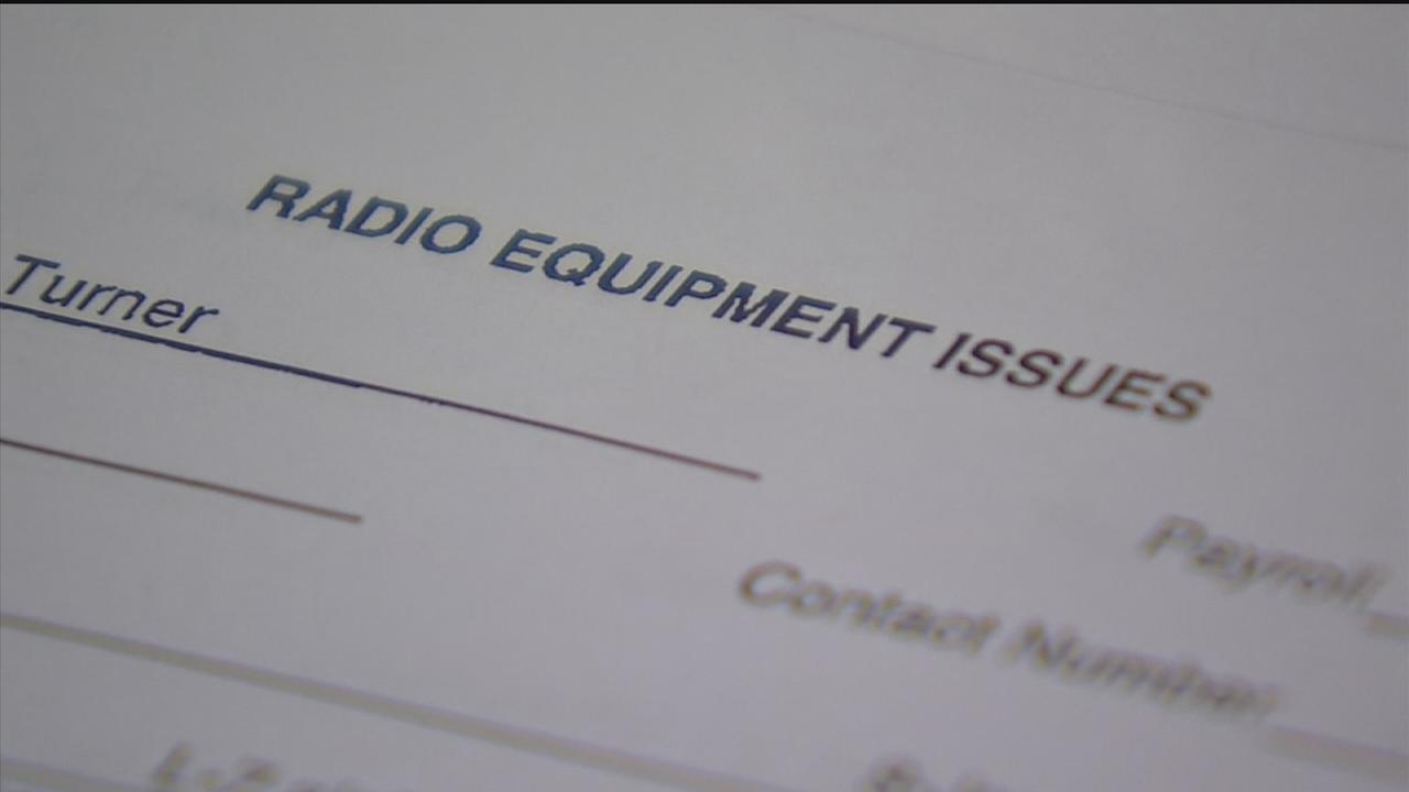 Documents detail HFDs radio system problems