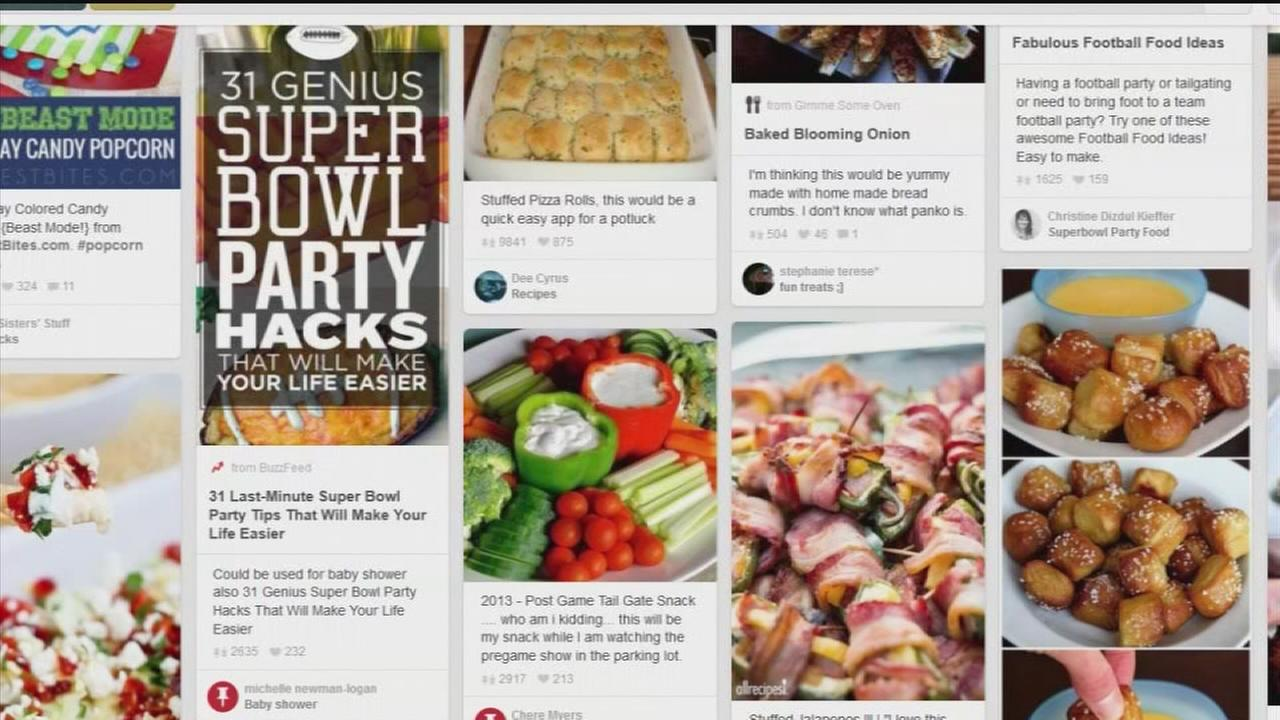 Pinterest Super Bowl recipes put to the test