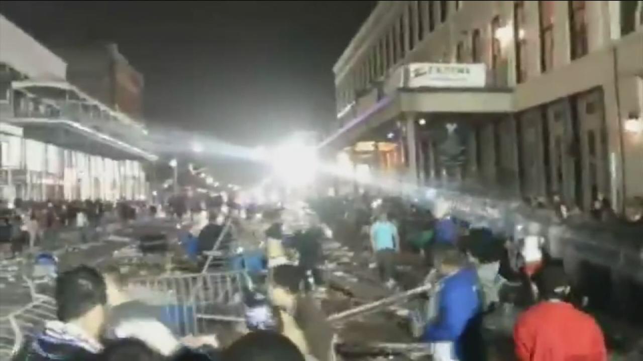 Galveston preps for Mardi Gras celebrations