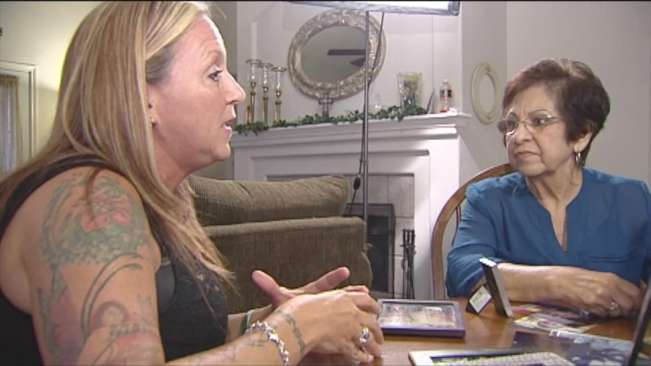 Family saves womans life twice through organ donation