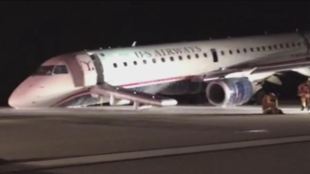 What went wrong with U.S. Airways jet
