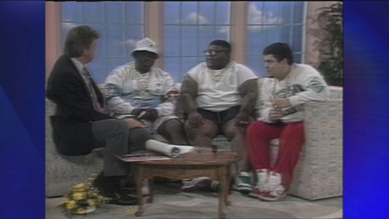 Don Nelson and the Fat Boys