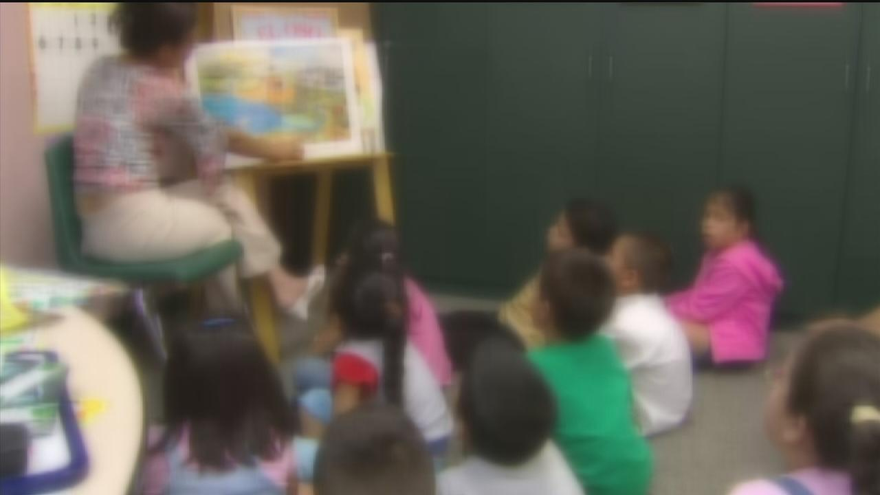 Kindergarteners mistakenly told they made GT program