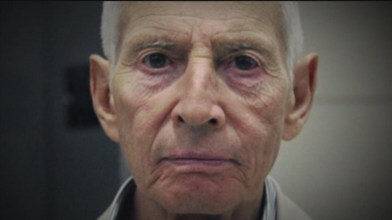 New twist in Robert Durst arrest