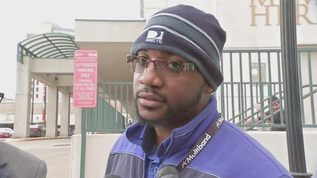 Husband of suspected road rage case speaks
