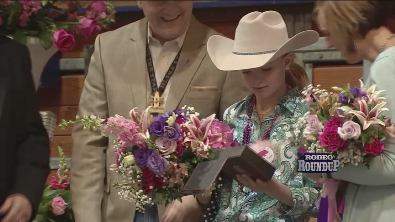 Girls Make-A-Wish dream takes her to RodeoHouston