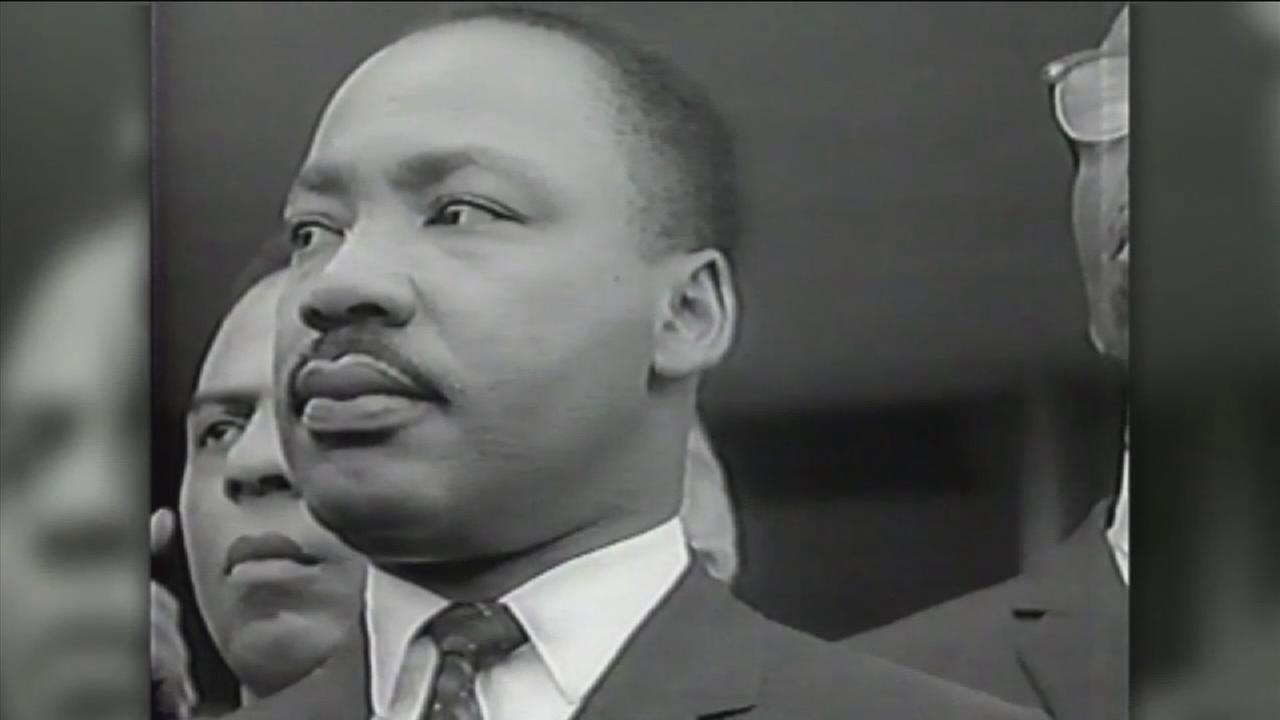 Many gather to honor MLKs assassination anniversary