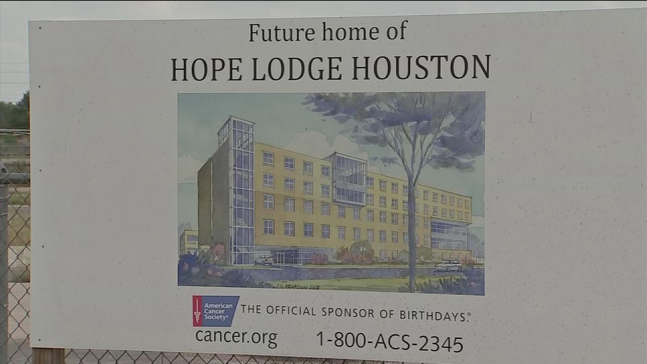 Fundraising for cancer patient housing begins