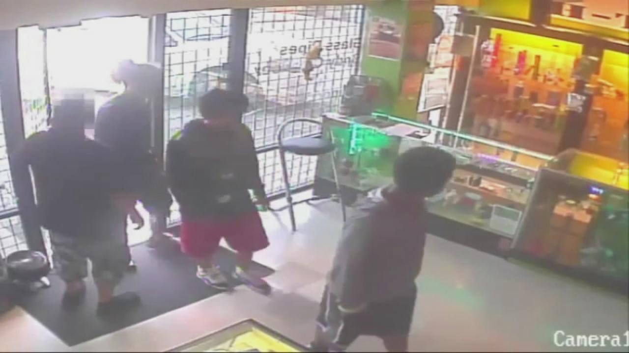 Deadly smoke shop robbery