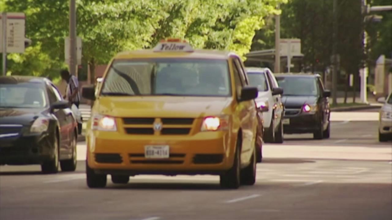 Are ex-con cabbies allowed behind the wheel?
