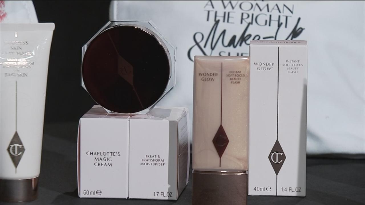 Celebrity makeup artist shares secrets to summer glow