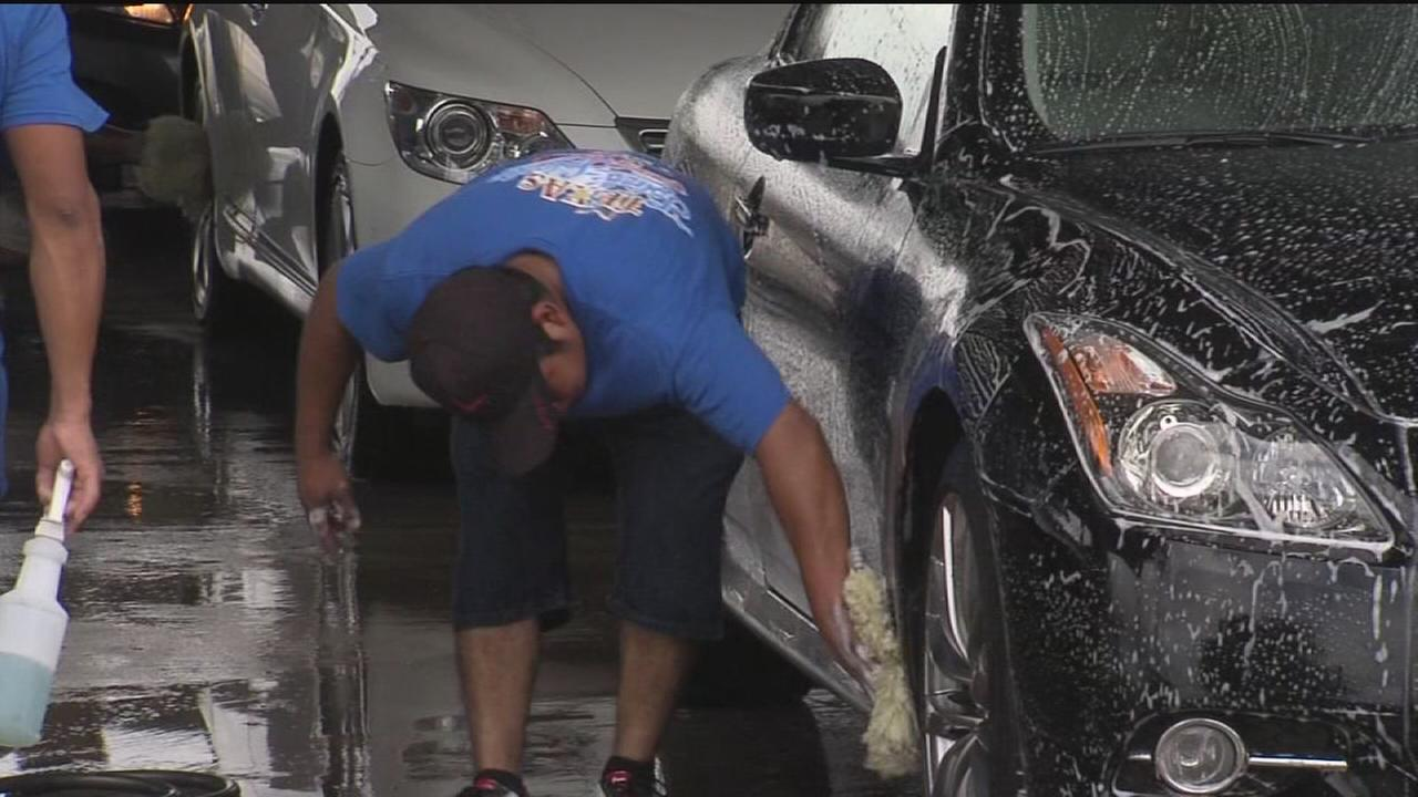 You can keep your car looking like the pros washed it with these tips.