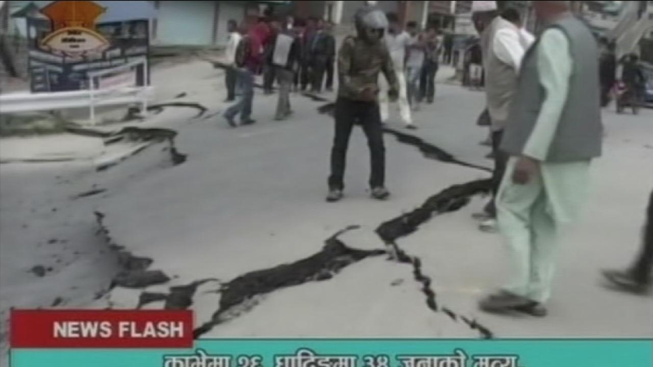 Houstonians worry about loved ones in Nepal