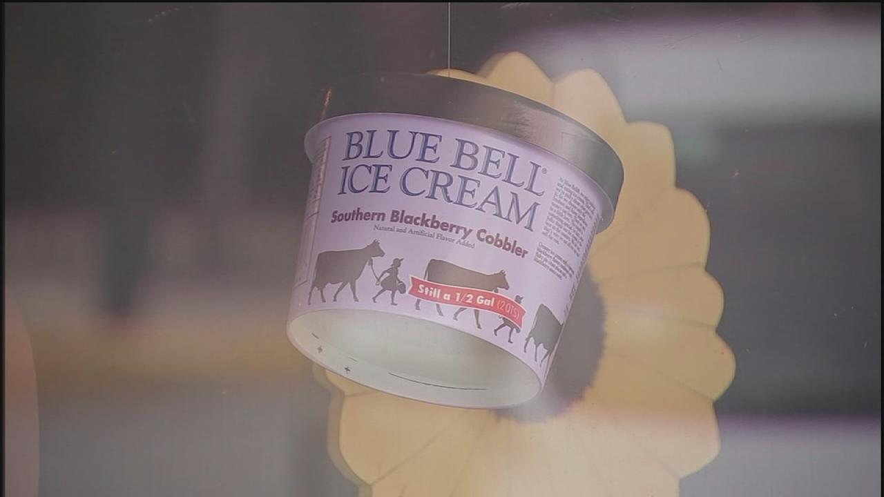 Several months before return of Blue Bell