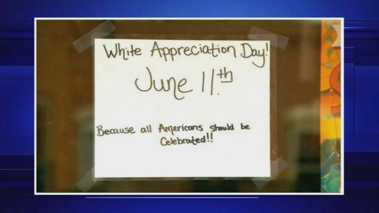 White Appreciation Day to be held