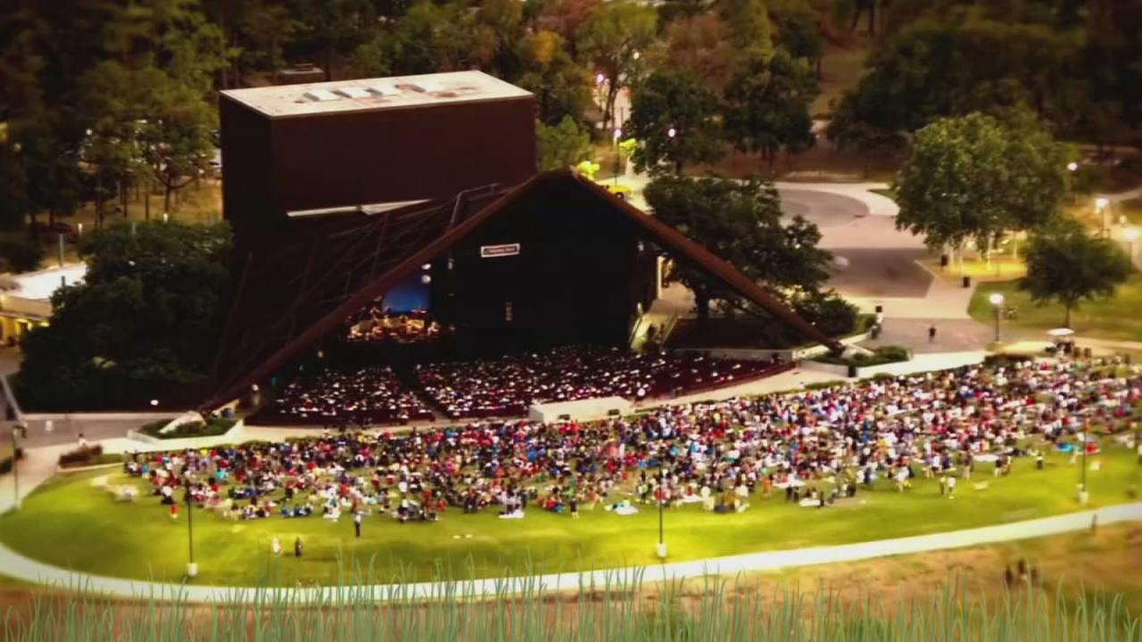 Miller Outdoor Theater