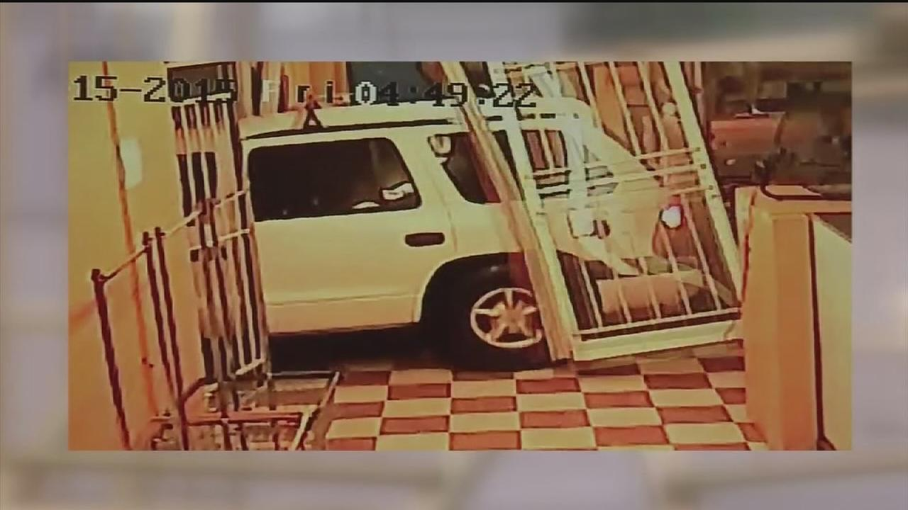 Crooks hit two businesses in matter of minutes