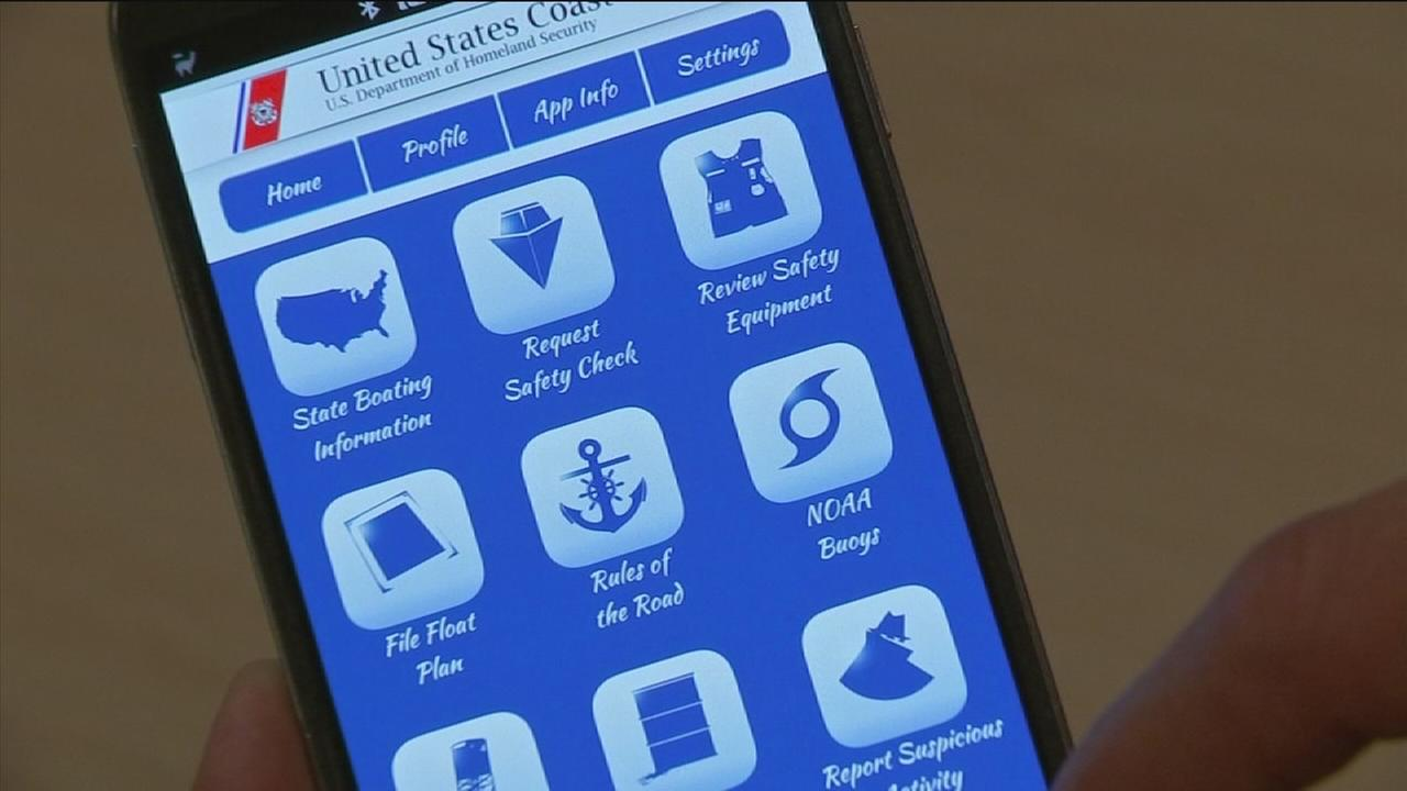 Boat safety tips offered in new app
