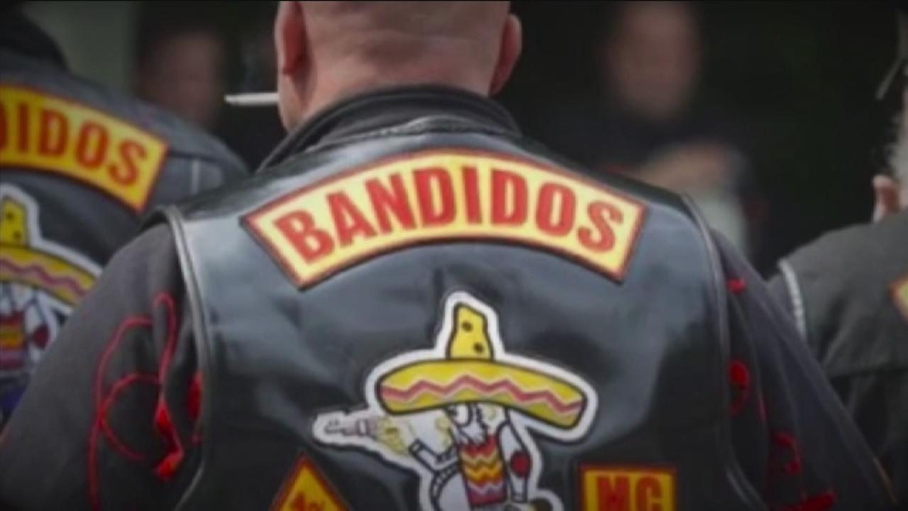 Paying a visit ot the Bandidos in San Leon
