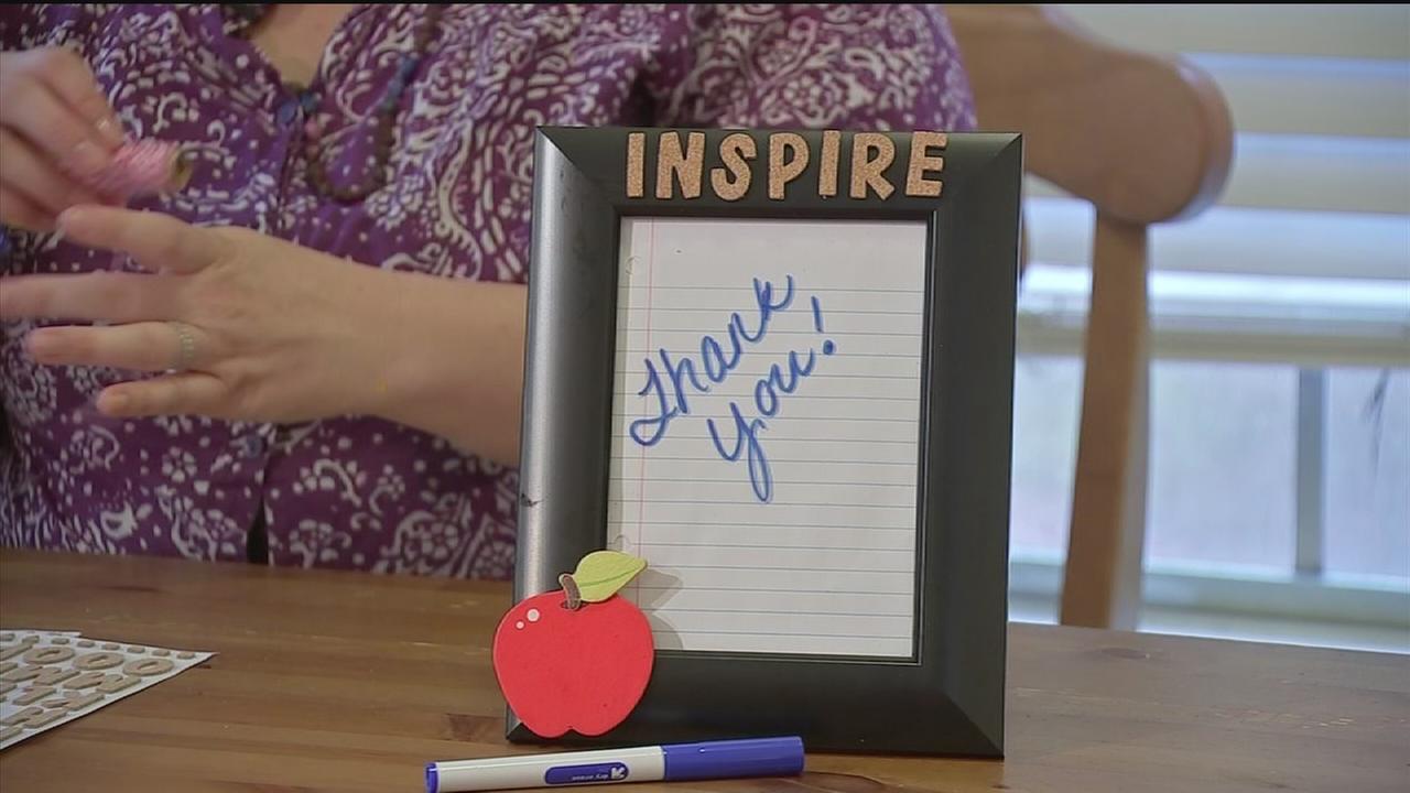 Inexpensive teacher gift ideas