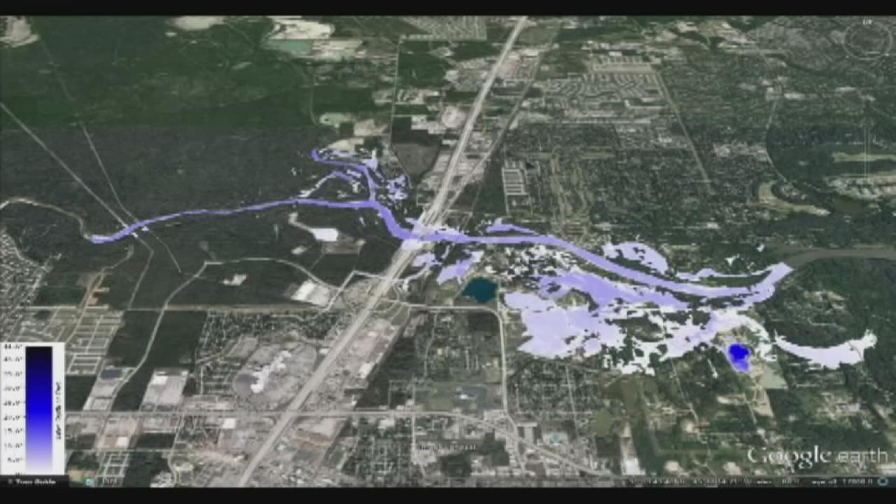Houston area flood maps: How your area is affected | abc13.com