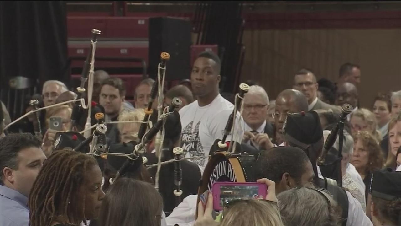 Vigil honors victims of South Carolina church shooting