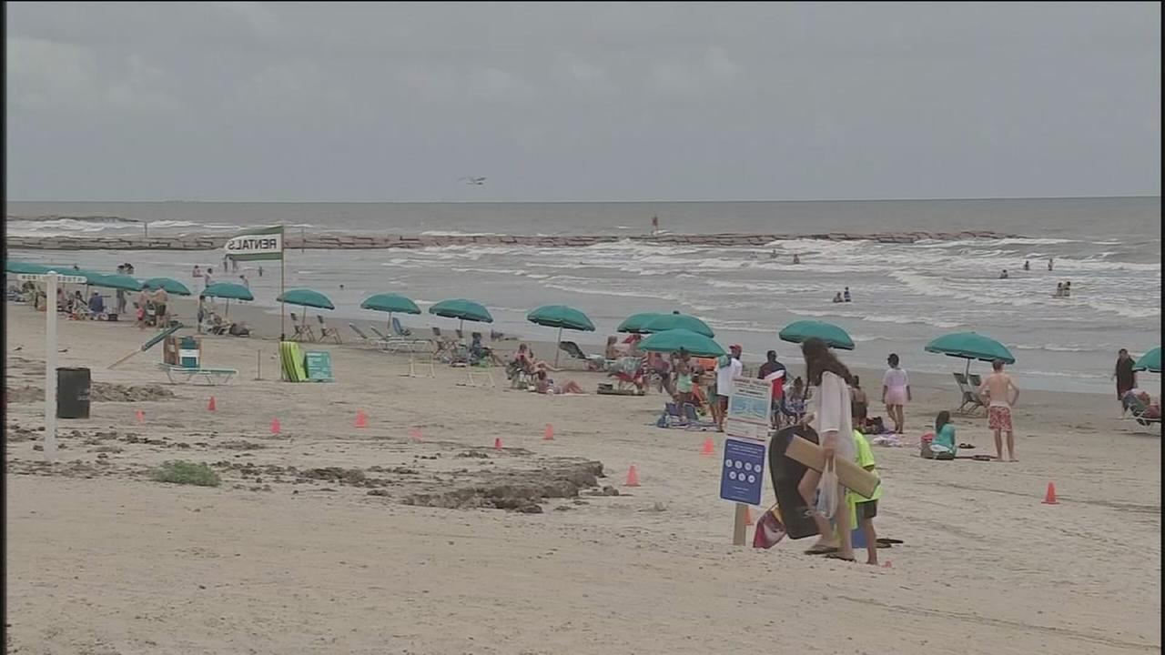 Officials compare bacteria levels in Gulf to toilet water