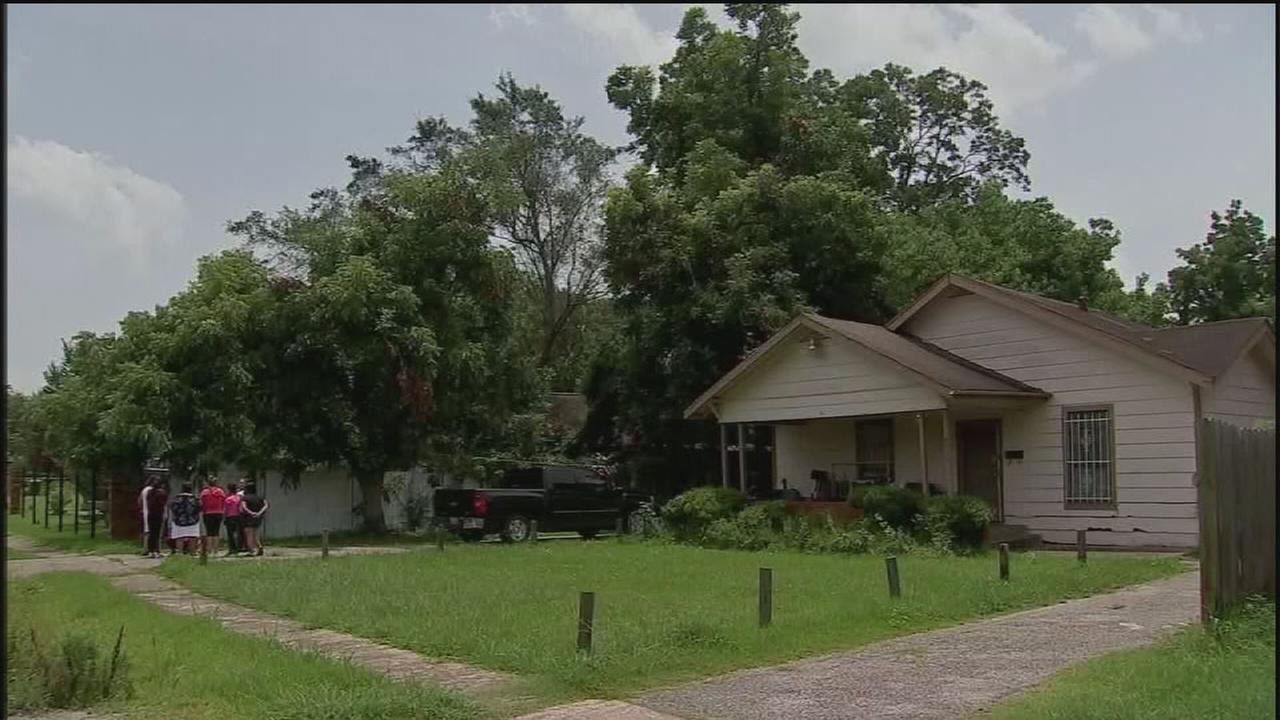 Woman dead after violent ambush at husbands home