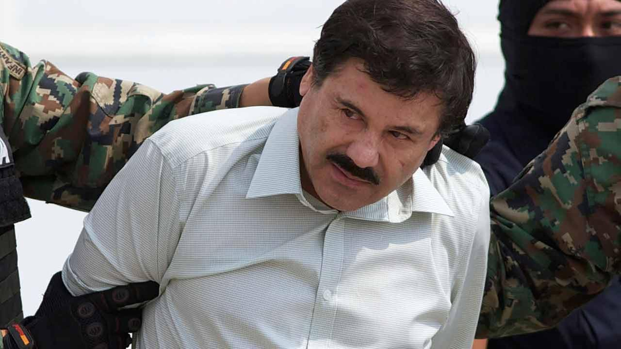 US offers $5M for information on escaped Mexican drug lord El Chapo