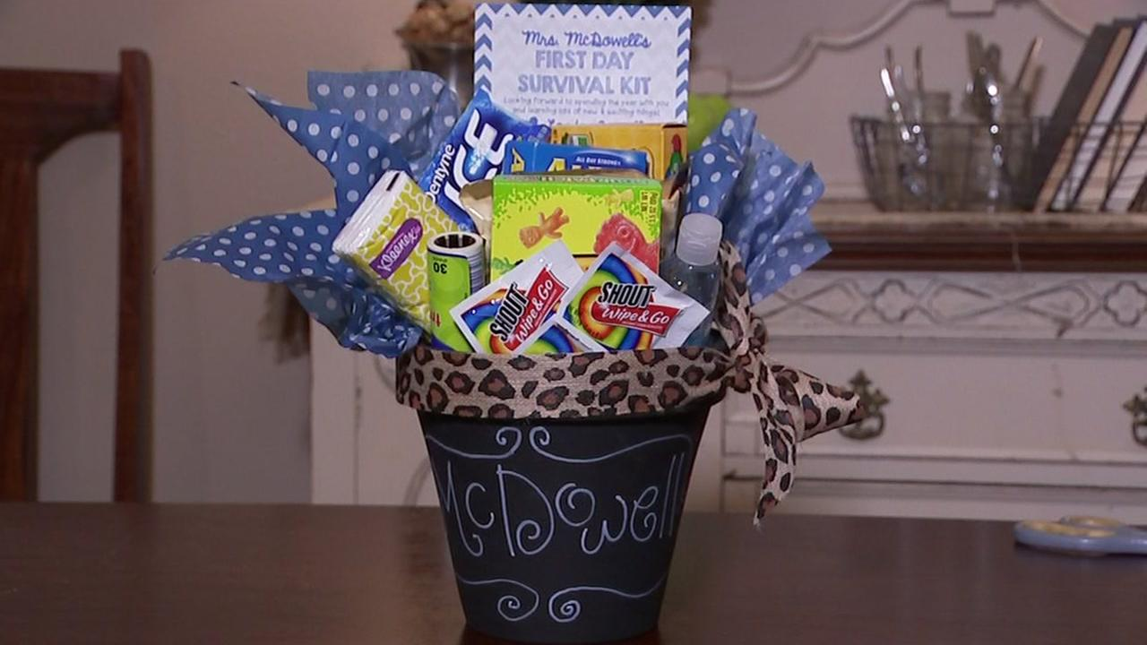 diy gift ideas to impress your childs teacher on the first day of school 6abccom