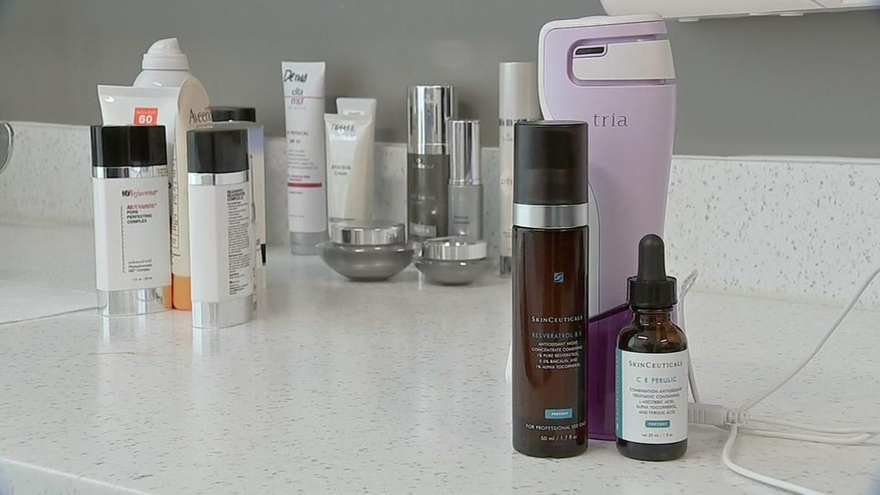 Dermatologist shares favorite drugstore products to reverse sun damage